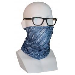 """Schlauch-""""Bandana""""-Maske, PSA-BAN-03, blau"""